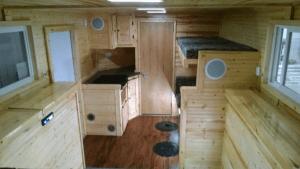 leech lake fish house rental